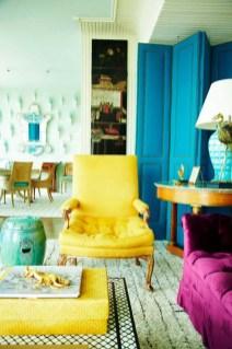 Apartment With Colorful Interior Design 37