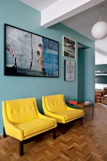 Apartment With Colorful Interior Design 41