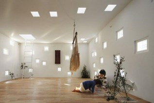 Functional Japanese House For Small Family 09
