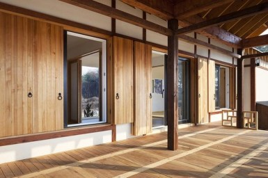 Functional Japanese House For Small Family 11
