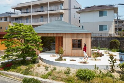 Functional Japanese House For Small Family 15