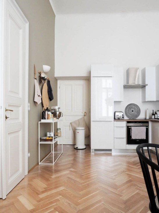 Minimalist Industrial Apartment 14