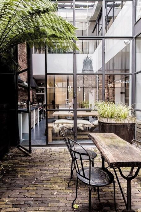 Minimalist Industrial Apartment 21