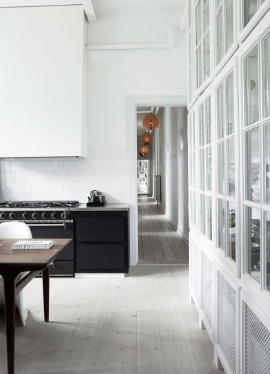 Minimalist Industrial Apartment 25