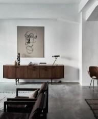 Minimalist Industrial Apartment 31