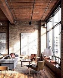 Minimalist Industrial Apartment 42