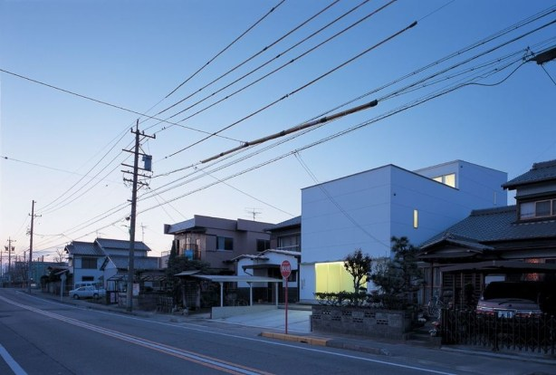 This Japanese House Looks Peculiar But Beautiful 37