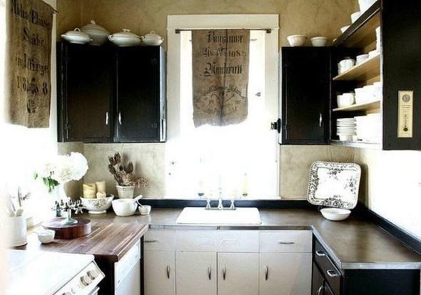 Wonderful Small Kitchen Transformations 34