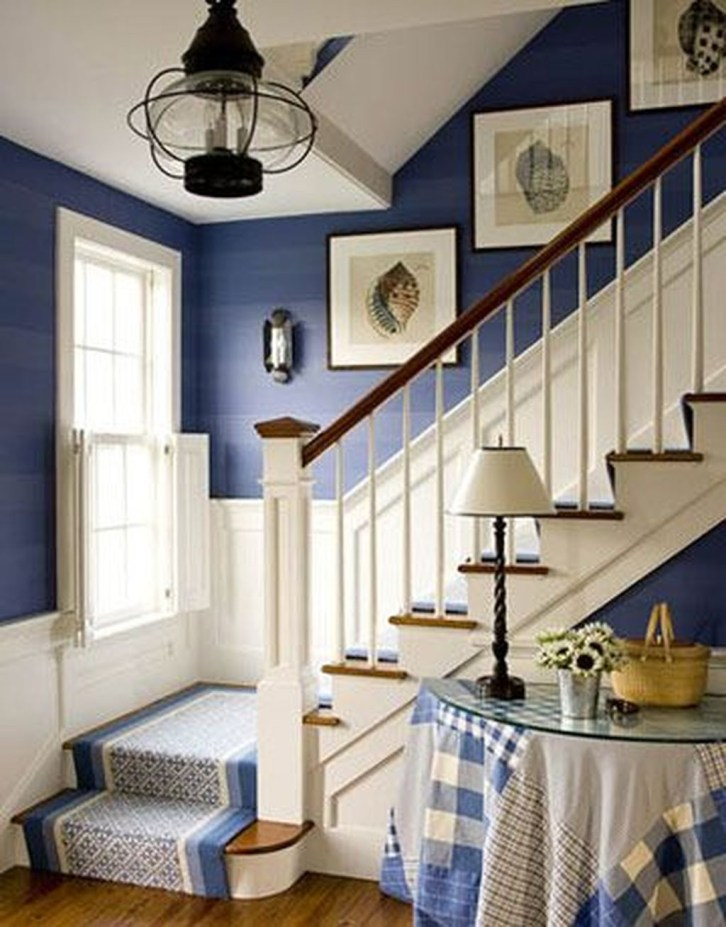 Wood Railing Ideas For Your House Style 49