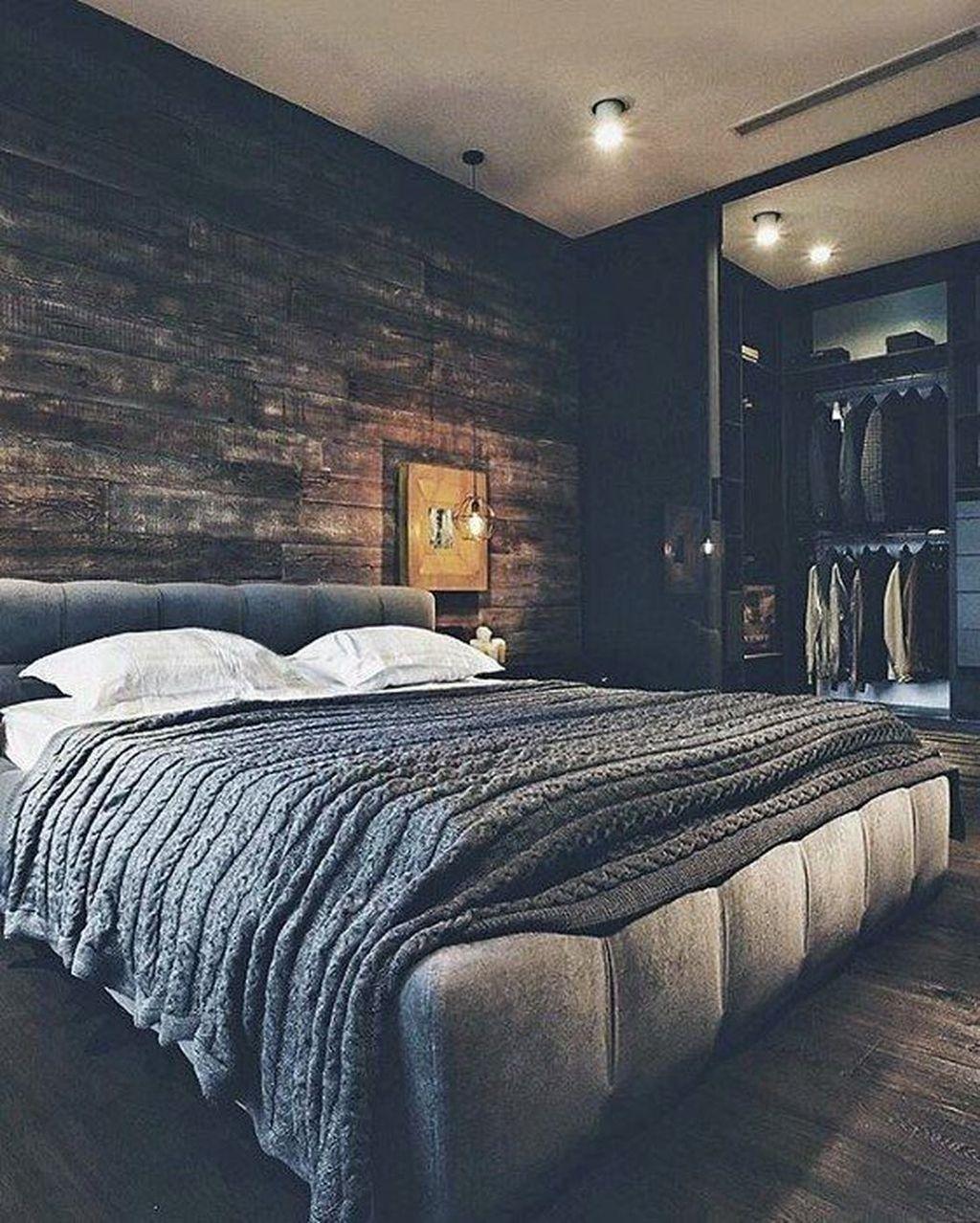 Amazing Bedroom Designs With Bathroom 51