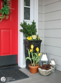 Chic And Simple Entrance Ideas For Your House 10