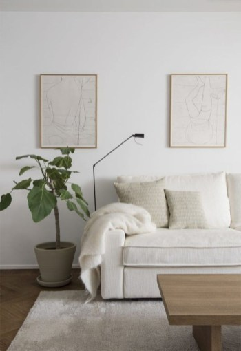 Secrets To Creating Minimalist Living Room 32