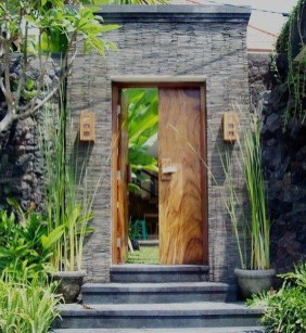 Stylish Small Entrance Ideas 27