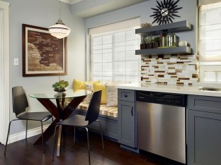 Tips On Organizing Kitchen With Small Dimension 17