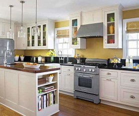 Tips On Organizing Kitchen With Small Dimension 26