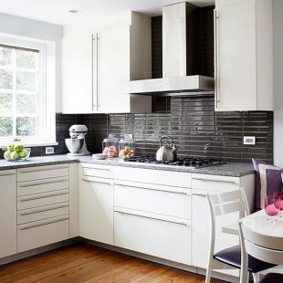 Tips On Organizing Kitchen With Small Dimension 47