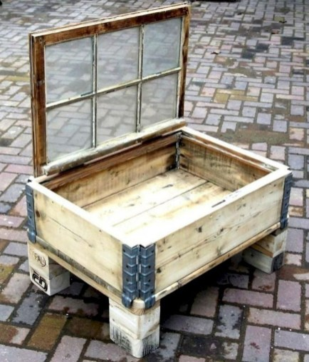 Adorable Crafty Diy Wooden Pallet Project Ideas 01