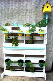 Adorable Crafty Diy Wooden Pallet Project Ideas 27