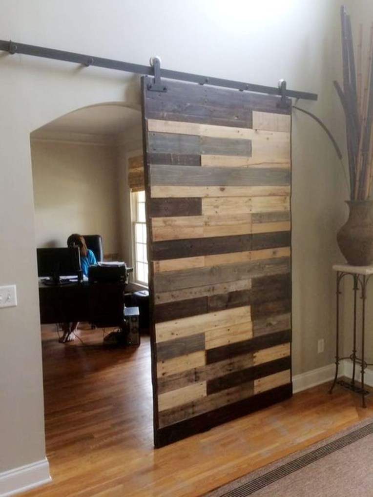 Adorable Crafty Diy Wooden Pallet Project Ideas 43