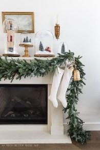 Adorable White Christmas Decoration Ideas 19