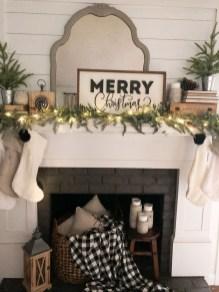Adorable White Christmas Decoration Ideas 21