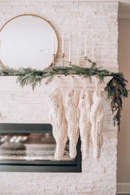 Adorable White Christmas Decoration Ideas 44