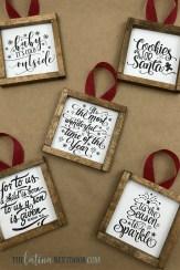 Amazing Diy Christmas Ornaments Ideas 36