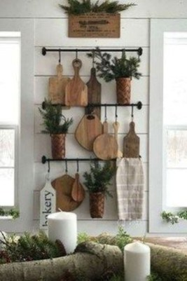 Awesome Christmas Kitchen Decor Ideas 08
