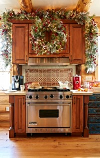 Awesome Christmas Kitchen Decor Ideas 10