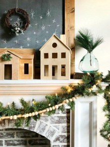 Awesome Scandinavian Christmas Decor Ideas 01