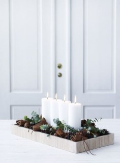 Awesome Scandinavian Christmas Decor Ideas 12