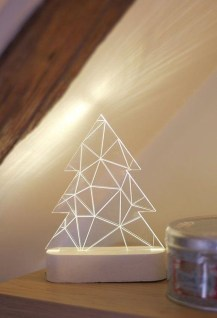 Awesome Scandinavian Christmas Decor Ideas 13