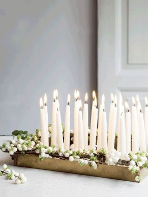 Awesome Scandinavian Christmas Decor Ideas 27