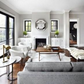 Beautiful Neutral Living Room Ideas 05