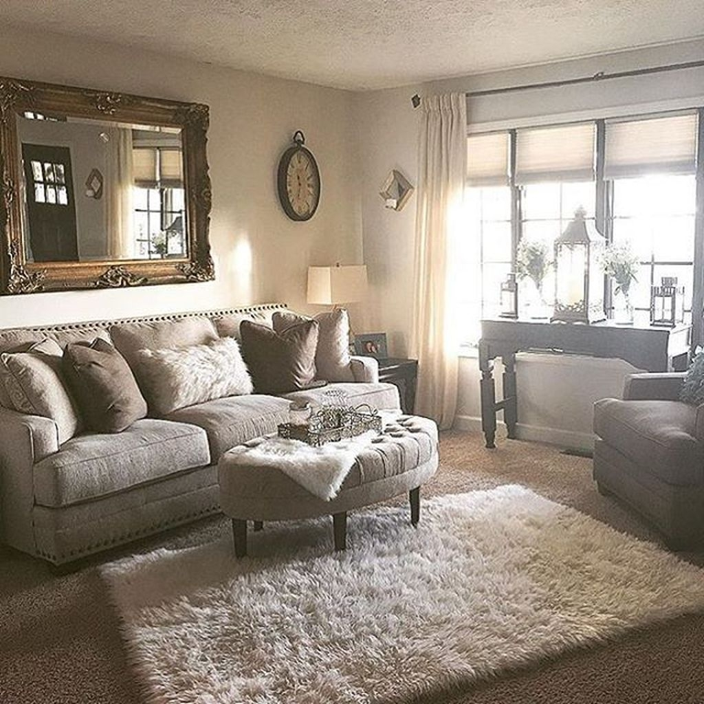 30 Gorgeous White Living Room Ideas: 30+ Beautiful Neutral Living Room Ideas