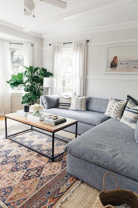 Beautiful Neutral Living Room Ideas 49