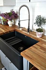 Best Farmhouse Kitchen Sink Ideas 20