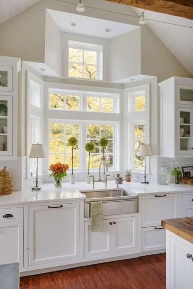 Best Farmhouse Kitchen Sink Ideas 50