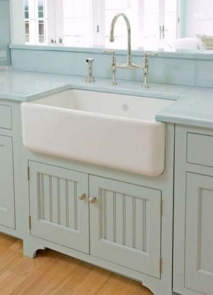 Best Farmhouse Kitchen Sink Ideas 53