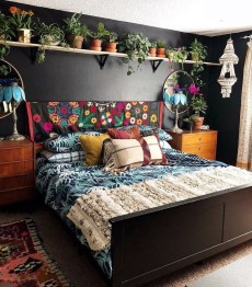Creative Bohemian Bedroom Decor Ideas 02