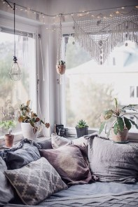 Creative Bohemian Bedroom Decor Ideas 38
