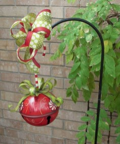 Cute Outdoor Christmas Decor Ideas 30