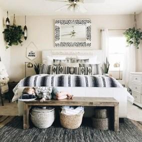 Elegant Bohemian Bedroom Decor Ideas 04