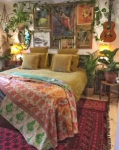 Elegant Bohemian Bedroom Decor Ideas 26