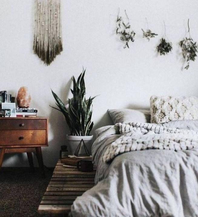 Elegant Bohemian Bedroom Decor Ideas 51