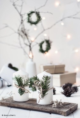 Elegant Christmas Decoration Ideas 26