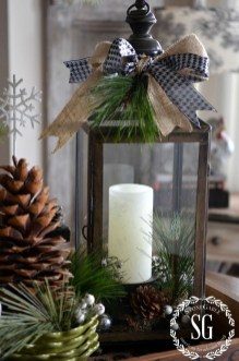 Fascinating Farmhouse Christmas Decor Ideas 18