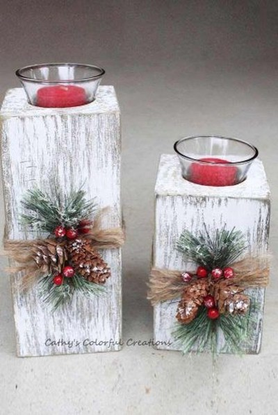 Unordinary Christmas Home Decor Ideas 28