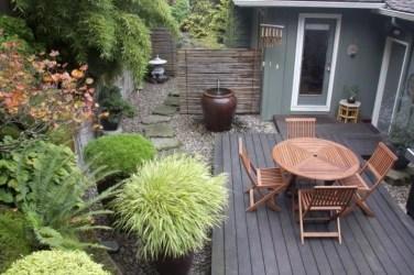 Attractive Small Patio Garden Design Ideas For Your Backyard 31