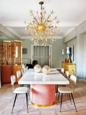 Awesome Bohemian Dining Room Design And Decor Ideas 18